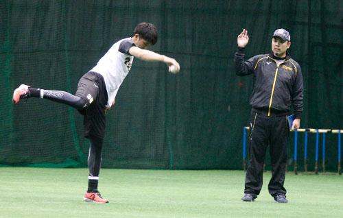 プロ野球コーチ